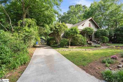 Overbrook Single Family Home Contingency Contract: 104 Briarcliff