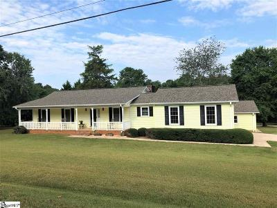 Easley Single Family Home Contingency Contract: 411 Mt. Airy Church