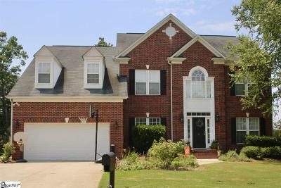 Travelers Rest Single Family Home For Sale: 2 Meadow Rose