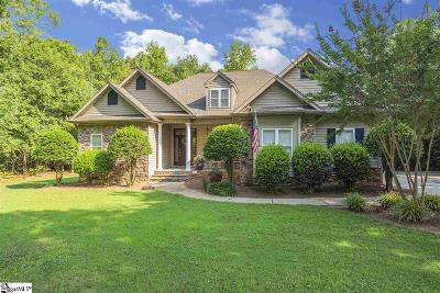Piedmont Single Family Home Contingency Contract: 502 S Artillery