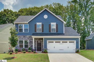 Waters Run Single Family Home For Sale: 816 Silverwood