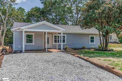 Travelers Rest Single Family Home Contingency Contract: 10 Paris View