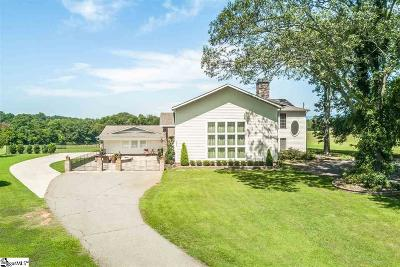 Inman Single Family Home For Sale: 151 Sellars