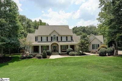 Simpsonville Single Family Home For Sale: 307 Hipps