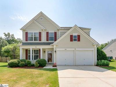 Sparrows Point Single Family Home Contingency Contract: 304 Karsten Creek