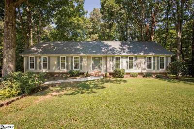 Holly Tree Plantation Single Family Home For Sale: 103 Hollyberry