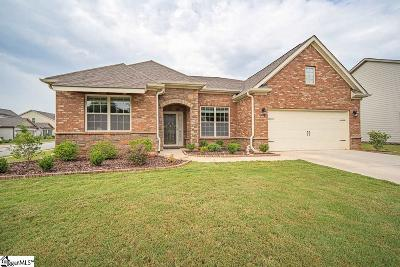 The Oaks At Fowler Single Family Home For Sale: 401 Woodland Oaks