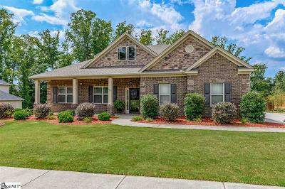 Simpsonville Single Family Home Contingency Contract: 204 Montalcino
