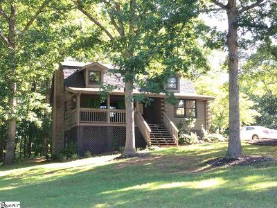 Piedmont Single Family Home For Sale: 115 Brushy Bluff