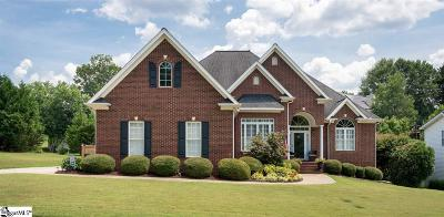 Taylors Single Family Home For Sale: 78 River Park
