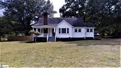Travelers Rest Single Family Home For Sale: 5213 Locust Hill