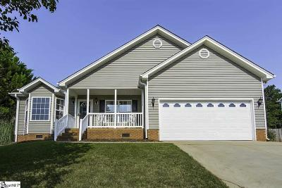 Travelers Rest Single Family Home Contingency Contract: 105 Skilton