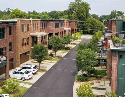 Greenville Condo/Townhouse Contingency Contract: 439 N Markley
