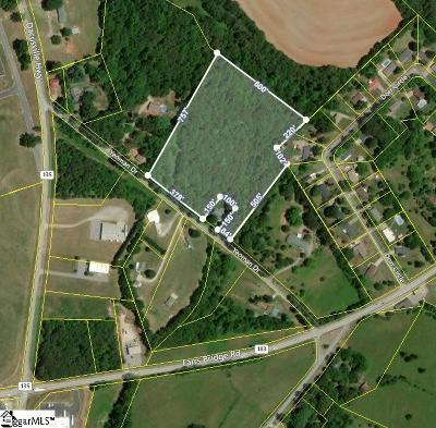 Easley Residential Lots & Land Contingency Contract: Yeoman