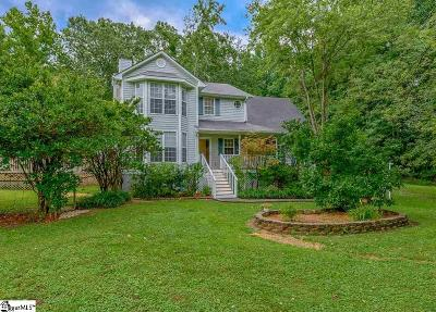 Travelers Rest Single Family Home For Sale: 808 White Horse Road