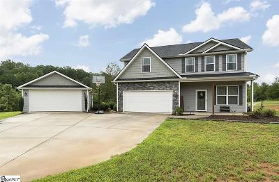 Travelers Rest Single Family Home For Sale: 619 Tugaloo