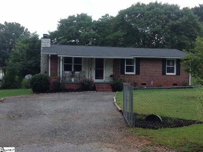 Laurens Single Family Home Contingency Contract: 108 Highland