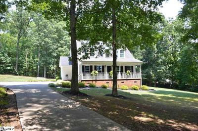 Easley Single Family Home For Sale: 203 Rackley