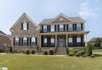 Simpsonville Single Family Home For Sale: 19 Chicora Wood