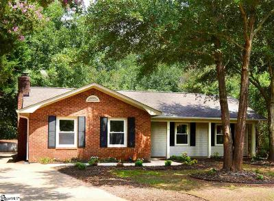 Piedmont Single Family Home Contingency Contract: 36 Charterhouse