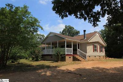 Greenville County Mobile Home For Sale: 132 Meares