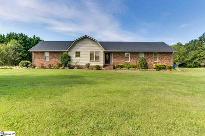 Piedmont Single Family Home For Sale: 2209 Easley