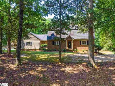 Laurens Single Family Home Contingency Contract: 139 Tranquil