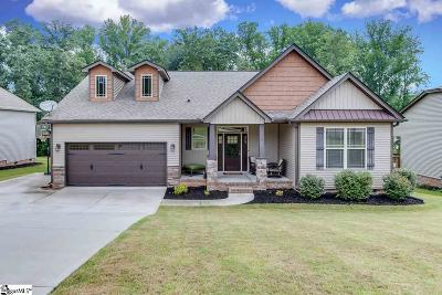 Easley Single Family Home For Sale: 23 Woodhaven