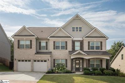 Simpsonville Single Family Home Contingency Contract: 31 Foxmoor