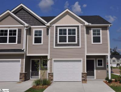 Taylors Condo/Townhouse For Sale: 223 Button Willow #13F