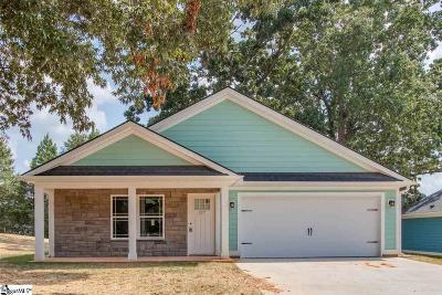 Fountain Inn Single Family Home For Sale: 117 Shaw
