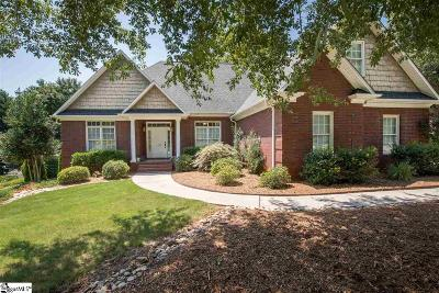 Easley Single Family Home For Sale: 312 Couch