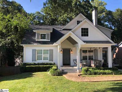 Greenville Single Family Home Contingency Contract: 17 Ben