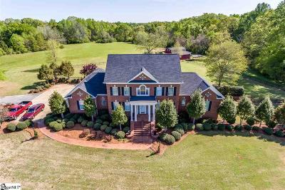 Laurens Single Family Home For Sale: 6768 76 W