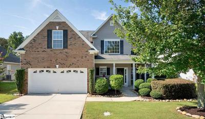River Shoals Single Family Home For Sale: 117 Saint Johns