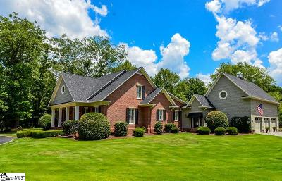 Spartanburg Single Family Home For Sale: 711 Pecan Tree