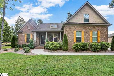 Simpsonville Single Family Home For Sale: 103 Brandau