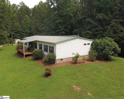 Travelers Rest Mobile Home For Sale: 2250 N Highway 25