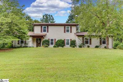 Piedmont Single Family Home Contingency Contract: 214 Ranch