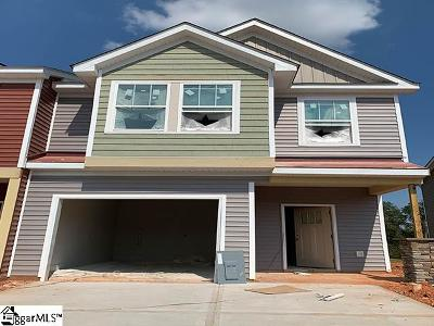 Greer Condo/Townhouse For Sale: 110 Mayfair Station #52