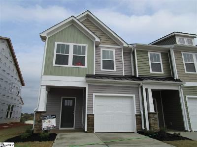 Greer Condo/Townhouse For Sale: 116 Mayfair Station #55