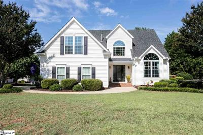 Long Creek Plantation Single Family Home Contingency Contract: 2 Cherrystone