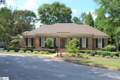Greenville Single Family Home Contingency Contract: 3 Elmley