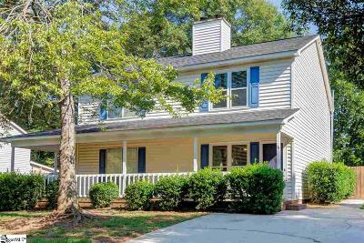 Greenville County Condo/Townhouse Contingency Contract: 7b Setter
