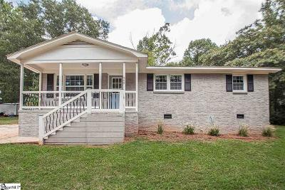 Piedmont Single Family Home Contingency Contract: 549 Rockvale