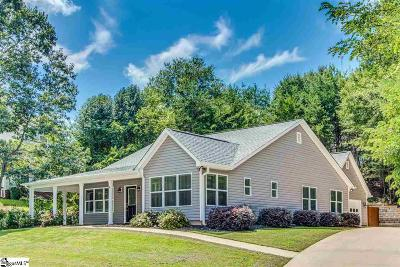 Greer Single Family Home For Sale: 6 Pleasant Knoll
