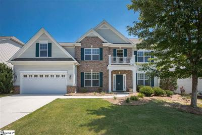 Greenville Single Family Home Contingency Contract: 409 Rivanna