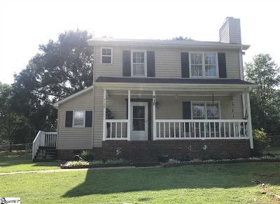 Simpsonville Single Family Home For Sale: 412 Laurel Tree