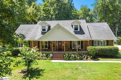 Simpsonville Single Family Home For Sale: 305 Wren