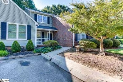 Mauldin Condo/Townhouse Contingency Contract: 532 Wentworth